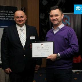 Prvi akreditirani Centar za rani rast i razvoj u BiH