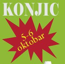 "7. Međunarodni Festival hrane ""Konjic Food Fest"""