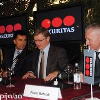 Alarm West postaje Securitas BH: Predstavljen novi brend i sistem za zaštitu transporta novca
