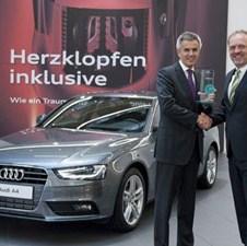 Audi A4 najkvalitetniji automobil u ukupnoj konkurenciji svih klasa