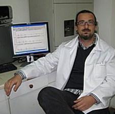 Damir Marjanović, šef Laboratorija za forenzičku genetiku - Istraživač