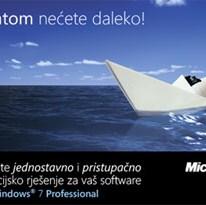 Počela Microsoft GGK kampanja – S piratom nećete daleko: Iskoristite priliku i legalizirajte svoje operativne sisteme