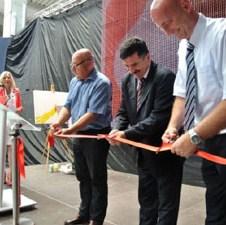 Kompanija JUB u Sarajevu otvorila Logističko-edukativni centar vrijedan oko pet miliona KM