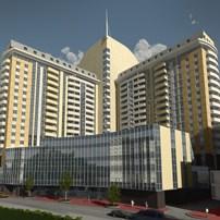 Luksuzni kompleks Mellain: Jedinstvena građevina kojom će Tuzlaci ponositi