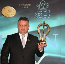 Svjetska nagrada za rad: Zlatna kruna sa dijamantom kompaniji OrtoSar iz Sarajeva