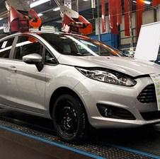 Ford počinje sa proizvodnjom nove generacije Fieste