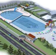 Počela izgradnja trećeg slanog jezera u Tuzli