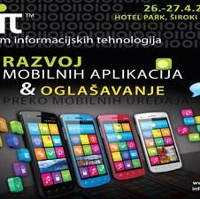 SIT 2012: Mobilne aplikacije i Internet oglašavanje