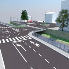 Ozvaničen početak radova u Gračanici: Novi most na Skveru niče za 45 dana