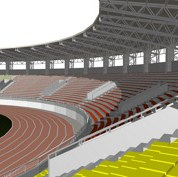 Obnova stadiona Tušanj 'zapela' već na prvoj tribini