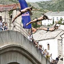Skokovi sa Starog mosta u nedjelju bez direktnog prenosa