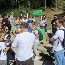 """Okončana akcija: Više od 35.000 volontera u akciji """"Let's do it očistimo zemlju za 1 dan"""""""