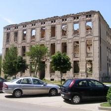 Radovi na Gradskoj vijećnici u Mostaru: Upitno useljenje i ove godine?