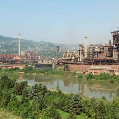"""Zenička kompanija ArcelorMittal potpisala je danas s holandskom kompanijom """"Danieli Corus"""" ugovor za generalni remont visoke peći."""