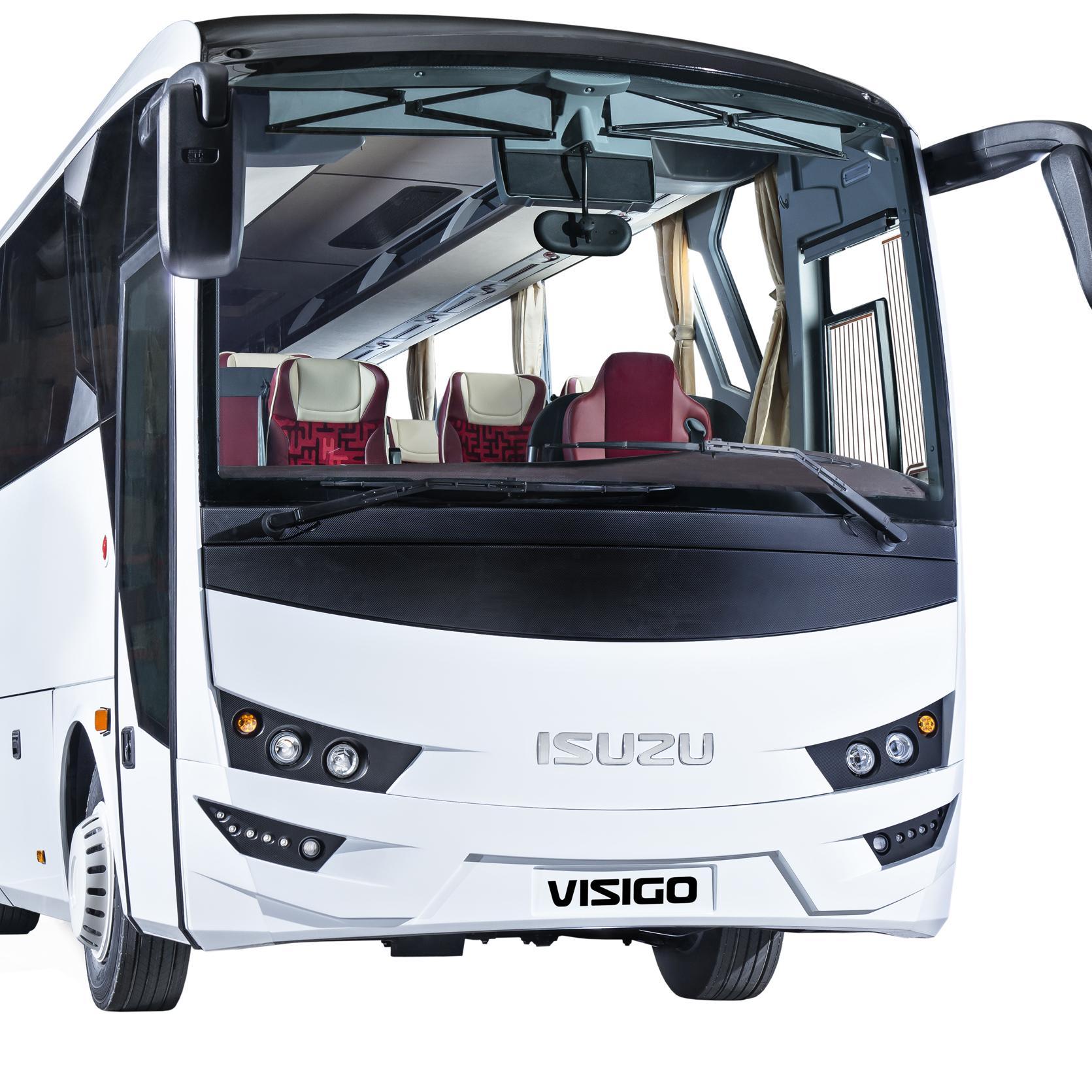 ISUZU VISIGO: Nova ikona udobnosti turističkih i međugradskih putovanja
