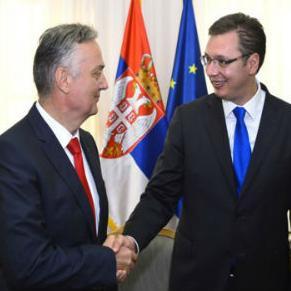 BiH-Srbija: Uskoro memorandum o zajedničkom nastupu prema trećem tržištu