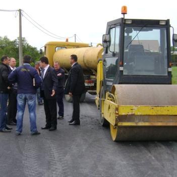Počela rekonstrukcije lokalnog puta Pelagićevo - Tramošnica