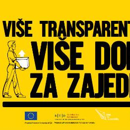 Transparentnost organizacija civilnog društva sve je više u fokusu javnosti.