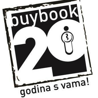 """""""Noć knjige u Buybooku"""" na 20. rođendan"""