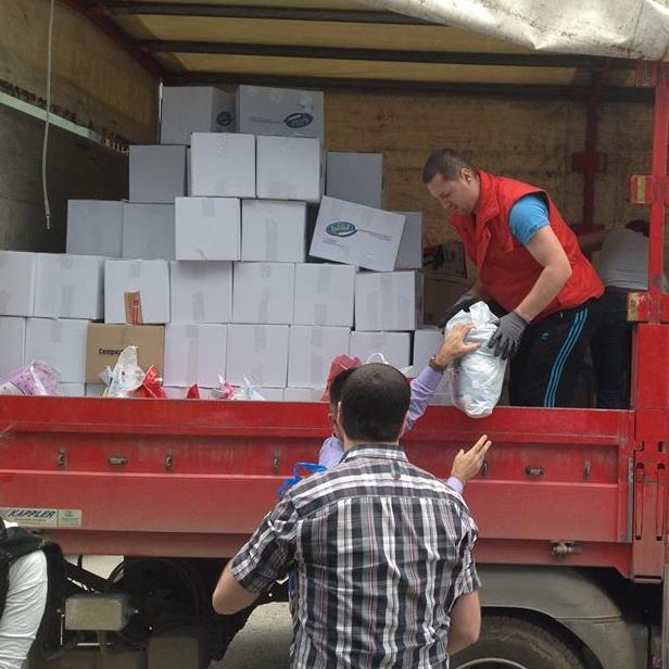 CPCD nastavlja aktivnosti prikupljanja i dostavu pomoći