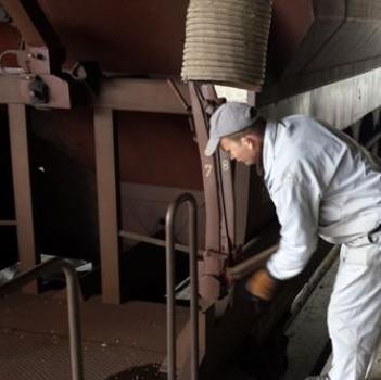 Posljednjeg dana 2014. godine, u silose bosanskohercegovačke prehrambene industrije Klas d.d. Sarajevo stigla je kompozicija vagona sa 1.000 tona visokokvalitetne pšenice.