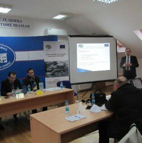 Projekat traje 12 mjeseci, implementator je NBR, a ukupna vrijednost projekta je 201.406,10 eura.