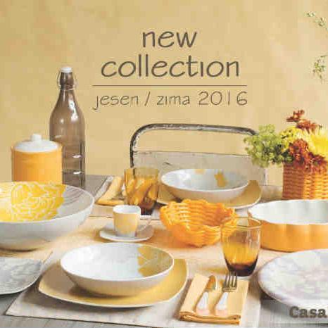 CasaBianca nova jesenja kolekcija - Boje koje će osvježiti vaš dom