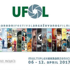 Međunarodni festival angažovanog filma - UFOL u Zenici