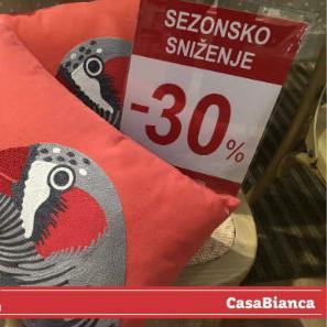 CasaBianca: Detalji crvene boje za radost u domu