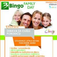 Bingo Family Day na Panonici