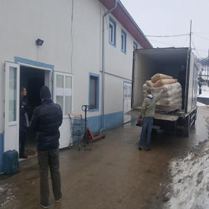 Radi se o 5000 kg brašna koje je ova društveno odgovorna kompanija donirala za potrebe korisnika usluga Prihvatnog centara...