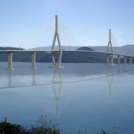 """Hrvatska vlada je na sjednici u četvrtak donijela odluku o financiranju projekta """"Cestovna povezanost s južnom Dalmacijom""""."""