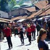 U Kantonu Sarajevo u protekla dva mjeseca zabilježeno je značajno povećanje broja turista, gotovo 12 posto više turista u odnosu na prva dva mjeseca protekle godine i preko 10 posto više noćenja u odnosu na prva dva mjeseca 2012. godine.