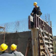 Predstavnici Općine Novi Grad Sarajevo obišli su gradilište u naselju Dobroševići, gdje je za radnike firme ITC koji rade na dogradnji škole organiziran ručak.