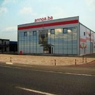 Annoa d.o.o. Tuzla: Svečano otvorenje najvećeg distributivnog centra opreme za zaštitu na radu i profesionalnih alata - 02.10.2009. godine u Tuzli