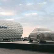 Audi TT u XXL veličini – Skulptura ispred Allianz Arene u Münchenu