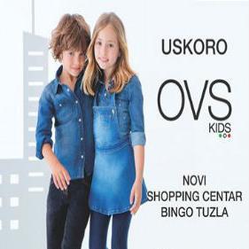 OVS Kids u novom shopping centru Bingo - Tuzla!