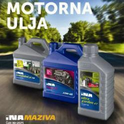 Jeste li znali da je na Ina i Energopetrolovim pumpana u toku super akcija INA Maziva za poljoprivredna vozila, građevinsku mehanizaciju i vrt?