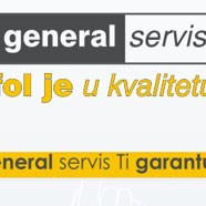 """general servis Ti garantuje"": Nešto novo i jedinstveno iz general servisa d.o.o."