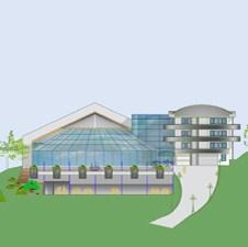 Ukupna ulaganja pet mil. KM: U kompleksu Sanske Ilidže grade se dva nova bazena
