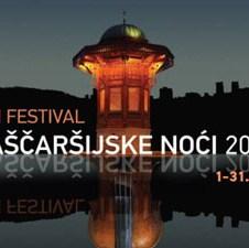 """Festival """"Baščaršijske noći"""": Ove godine 47 programa na 20 lokacija"""