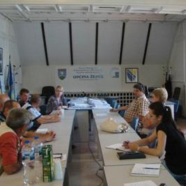 Održan sastanak fokus grupe poljoprivrednog sektora u Žepču