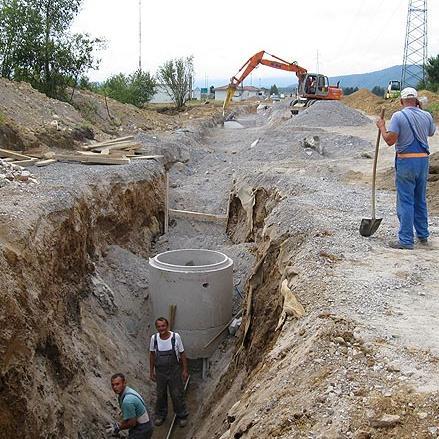 Tomislavgrad: Počeli radovi na izgradnji kanalizacije