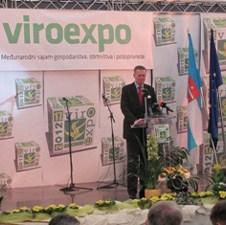 """Uspješan nastup tuzlanske privrede na sajmu """"Viroexpo"""""""