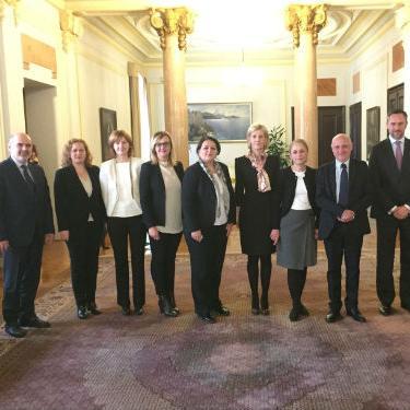 Izaslanstvo BiH predvodio je pomoćnik ministra za multilateralne poslove u Ministarstvu vanjskih poslova BiH Almir Šahović.