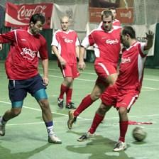 Biznis liga u malom nogometu: Coca-Cola ispred ASA Group