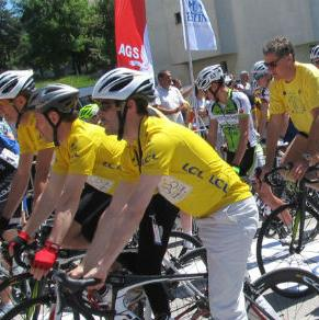 Gradovi Sarajevo i Istočno Sarajevo će 14. juna ove godine ponovno biti domaćini biciklističke utrke Sarajevo Grand Prix 2015.