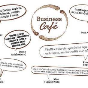 Business café 2015: Priče koje razbijaju predrasude o bh. realnosti