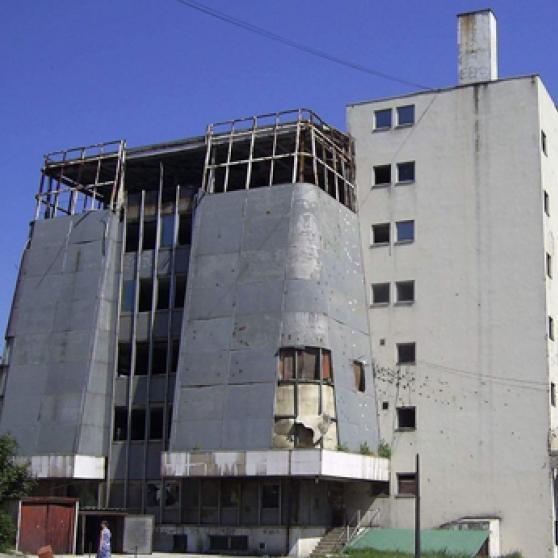 Najavljena prodaja objekta nekadašnje robne kuće Vema