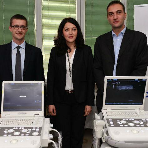 Siemens u BiH donirao dva ultrazvučna sistema DZ Doboj i DZ Maglaj